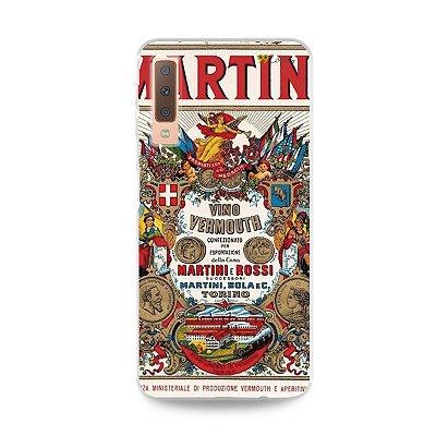 Capa para Galaxy A7 2018 - Martini