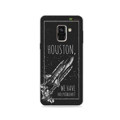 Capa para Galaxy A8 - Houston