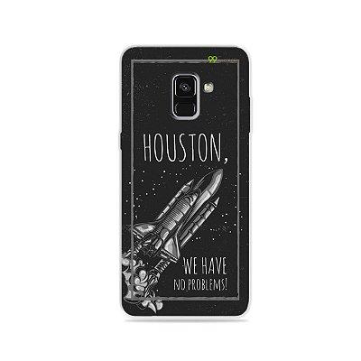 Capa para Galaxy A8 Plus - Houston