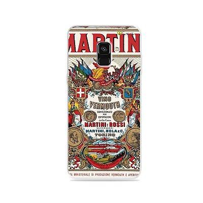 Capa para Galaxy A8 Plus - Martini