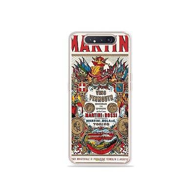 Capa para Galaxy A80 - Martini