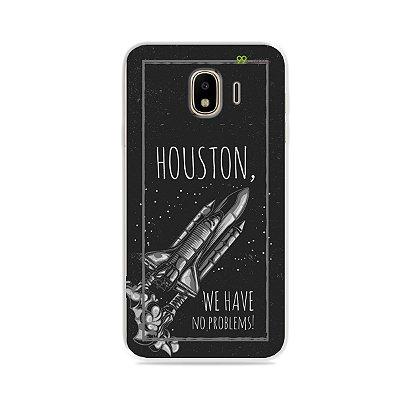 Capa para Galaxy J4 2018 - Houston