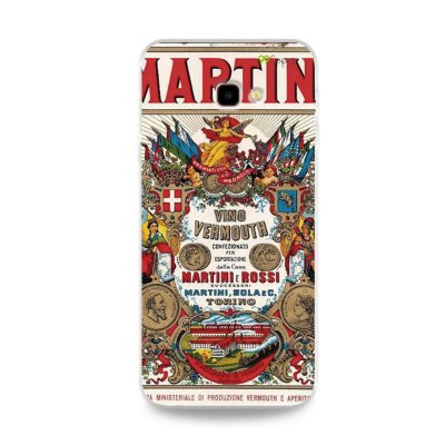 Capa para Galaxy J4 Plus - Martini