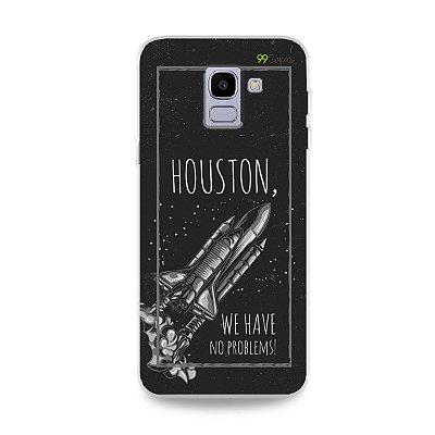 Capa para Galaxy J6 - Houston