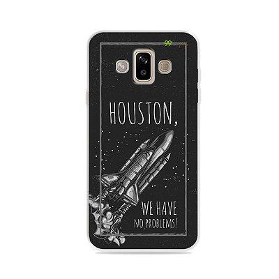 Capa para Galaxy J7 Duo - Houston