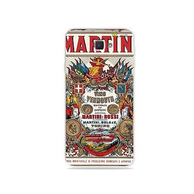 Capa para Galaxy J7 Prime - Martini