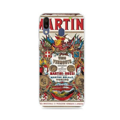 Capa para Galaxy M20 - Martini