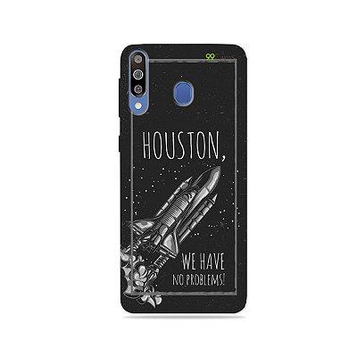 Capa para Galaxy M30 - Houston