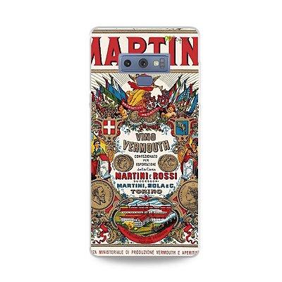 Capa para Galaxy Note 9 - Martini