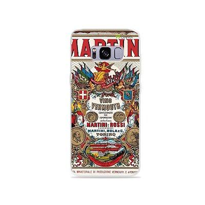 Capa para Galaxy S8 - Martini