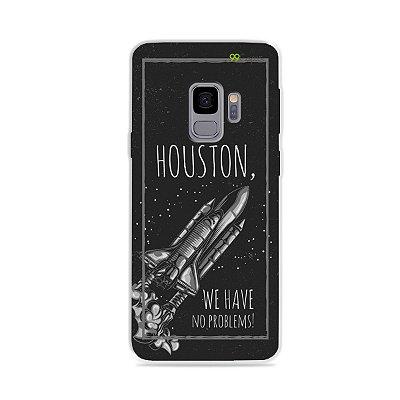 Capa para Galaxy S9 - Houston