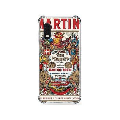 Capa para Galaxy XCover Pro - Martini