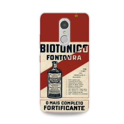 Capa para Lenovo K6 - Biotonico