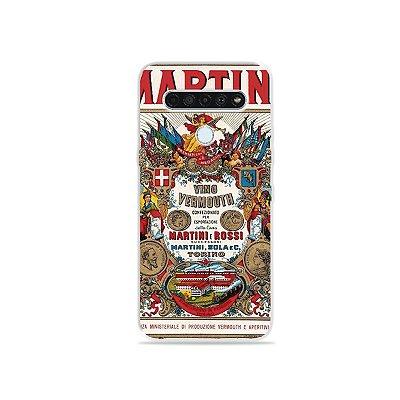 Capa para LG K61 - Martini