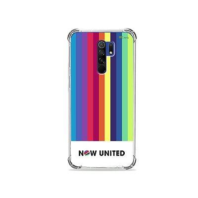Capinha para Redmi 9 - Now United 2