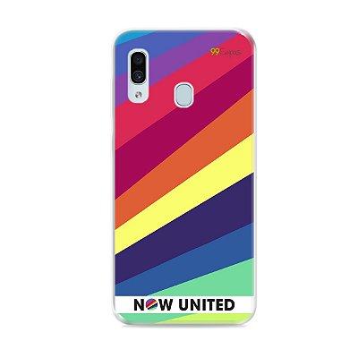 Capinha para Galaxy A30 - Now United 1