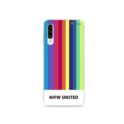 Capinha para Galaxy A30s - Now United 2