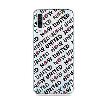 Capinha para Galaxy A50 - Now United 3