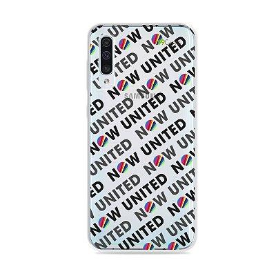 Capinha para Galaxy A50s - Now United 3