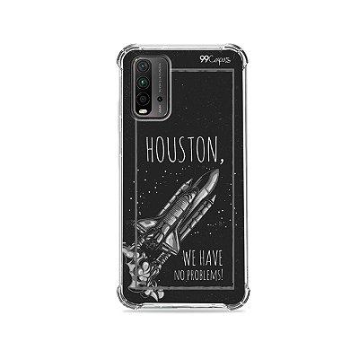 Capa para Redmi 9T - Houston