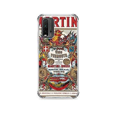 Capa para Redmi 9T - Martini