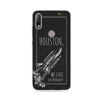 Capa para Zenfone Max Plus M2 - Houston