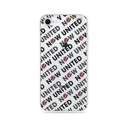 Capinha para iPhone 8 - Now United 3