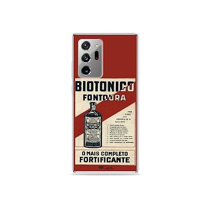 Capa para Galaxy Note 20 Ultra - Biotonico