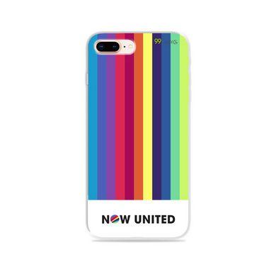 Capinha para iPhone 8 Plus - Now United 2