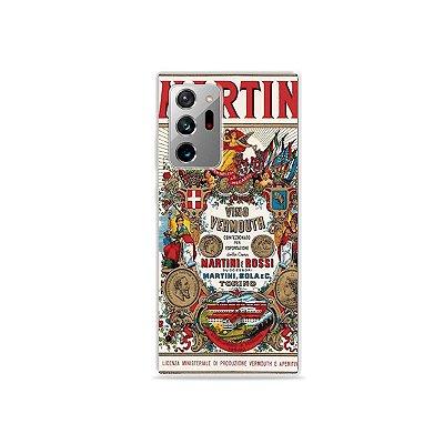 Capa para Galaxy Note 20 Ultra - Martini