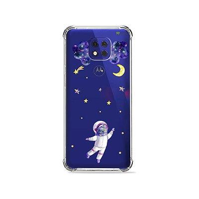 Capa para Moto G10 Play - Astronauta Sonhador