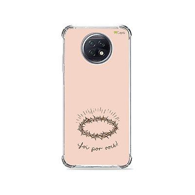 Capa para Xiaomi Redmi Note 9T - Foi por você
