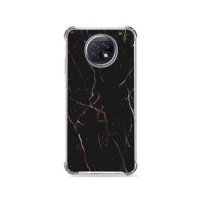 Capa para Xiaomi Redmi Note 9T - Marble Black