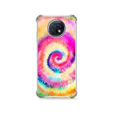 Capa para Xiaomi Redmi Note 9T - Tie Dye