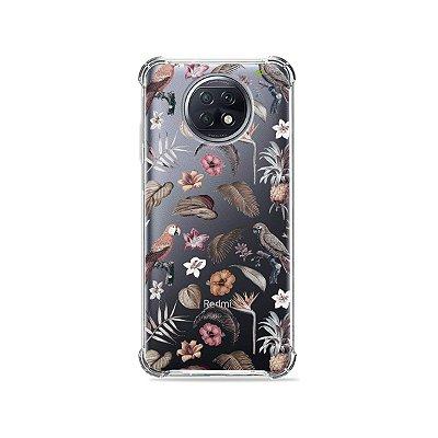 Capa (Transparente) para Xiaomi Redmi Note 9T - Sweet Bird