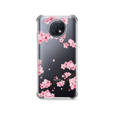 Capa (Transparente) para Xiaomi Redmi Note 9T - Cerejeiras