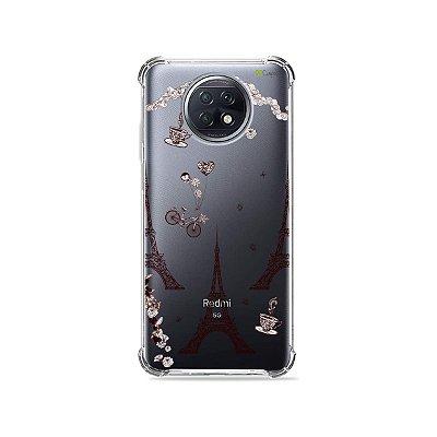 Capa (Transparente) para Xiaomi Redmi Note 9T - Paris