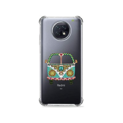 Capa (Transparente) para Xiaomi Redmi Note 9T - Kombi