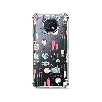 Capa (Transparente) para Xiaomi Redmi Note 9T - Make Up