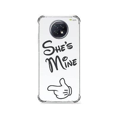 Capa para Xiaomi Redmi Note 9T - She's Mine