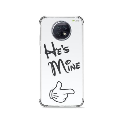 Capa para Xiaomi Redmi Note 9T - He's Mine
