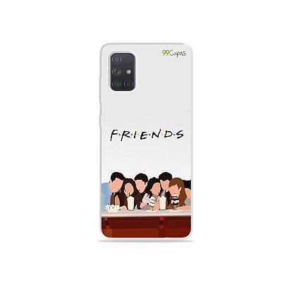 Capa para Galaxy A71 - The Reunion