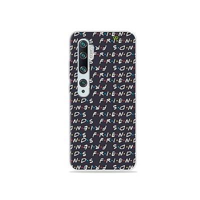Capa para Xiaomi Mi Note 10 - Friends Letter