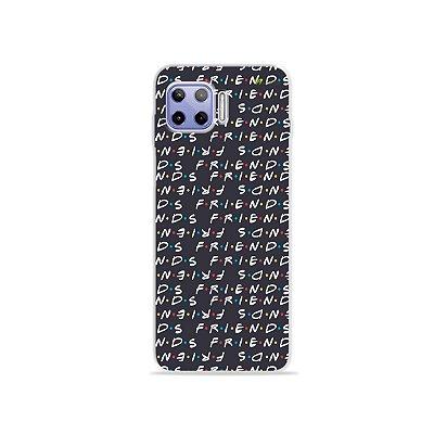 Capa para Moto G 5G Plus - Friends Letter