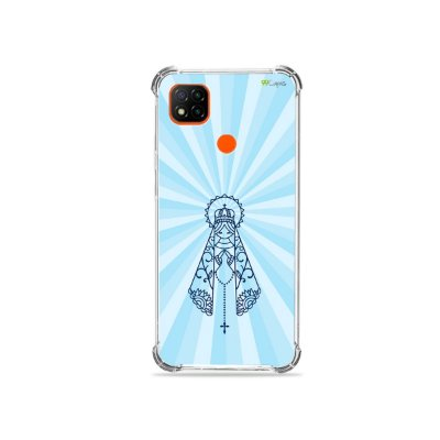 Capa para Redmi 9C - Nossa Senhora