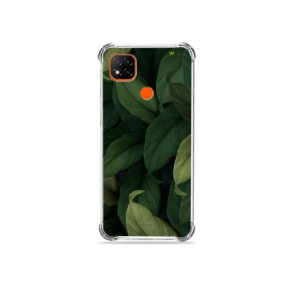 Capa para Redmi 9C - Folhas