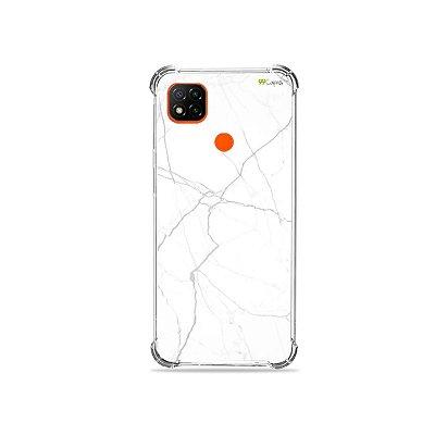 Capa para Redmi 9C - Marble White
