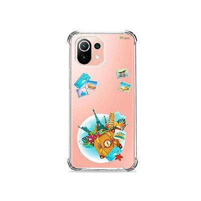 Capa (Transparente) para Xiaomi Mi 11 Lite - Memórias