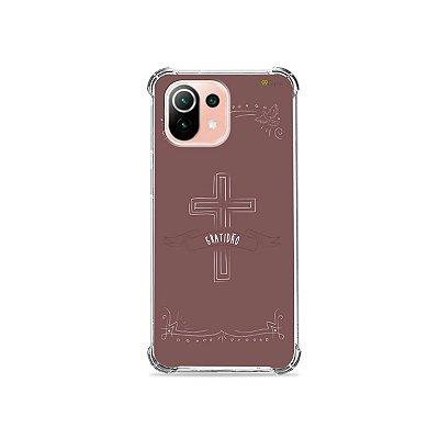Capa para Xiaomi Mi 11 Lite - Gratidão