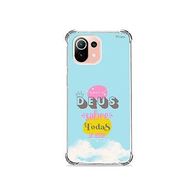 Capa para Xiaomi Mi 11 Lite - Amar a Deus